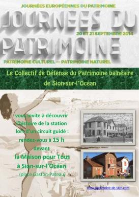 AFFICHE PATRIMOINE 2
