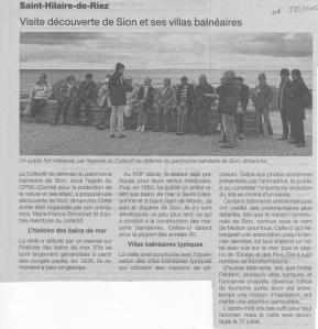 OF 5 mai 2015 circuit guidé à Sion