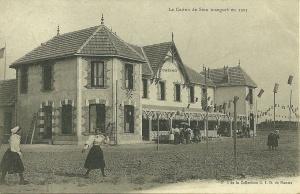 Le casino inauguré en 1903
