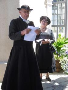 le sermon du curé